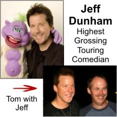 Ventriloquist Jeff Dunham