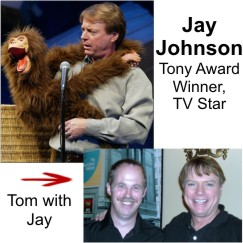 learn ventriloquism and be a ventriloquist like Jay Johnson