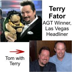 Ventriloquist Terry Fator