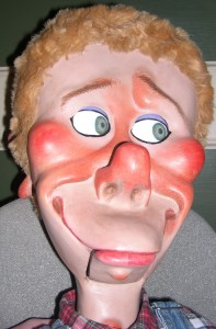 Ventriloquist Figure