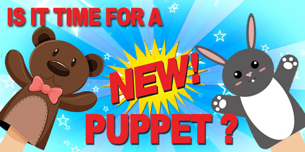 Ask Tom – New Puppets?