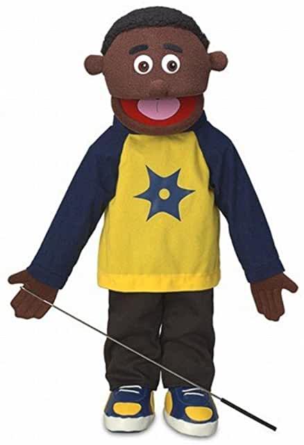 beginners ventriloquist puppet