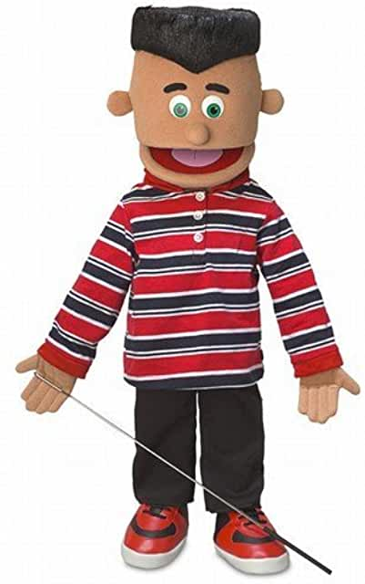 "25"" Jose Ventriloquist Puppet"