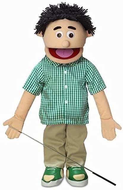 Beginner Puppet for Ventriloquists