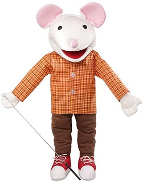 Mouse Ventriloquist Puppet