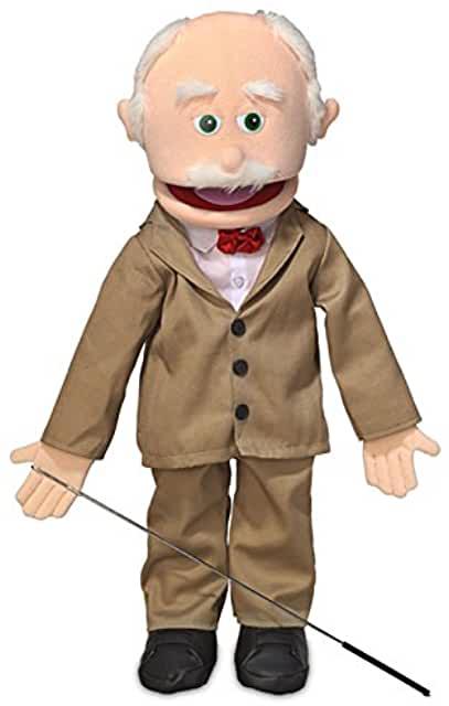 beginner ventriloquist puppet