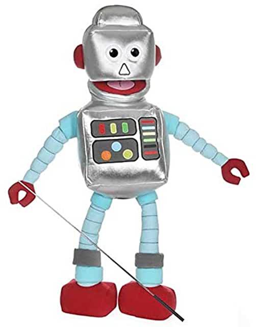 Robot Ventriloquist Puppet