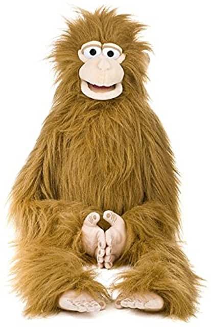 Silly Monkey Puppet